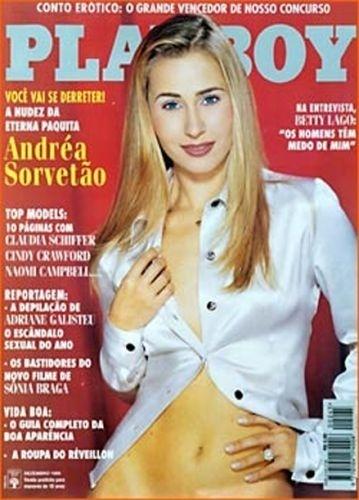 Dezembro de 1995 - Andréa Sorvetão