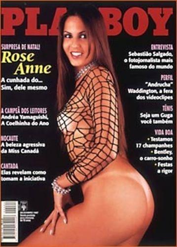 Dezembro de 1997 - Rose Anne