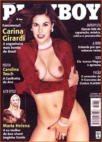 Dezembro de 1998 - Carina Girardi