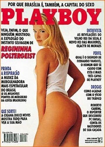 Fevereiro de 1994 - Regininha Poltergeist