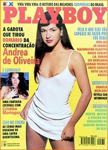Fevereiro de 1995 - Andrea de Oliveira