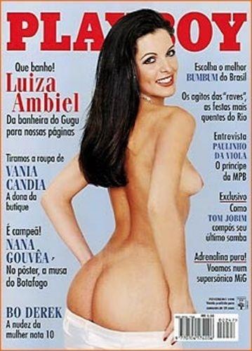Fevereiro de 1996 - Luiza Ambiel