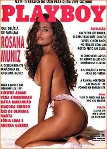 Janeiro de 1992 - Rosana Muniz
