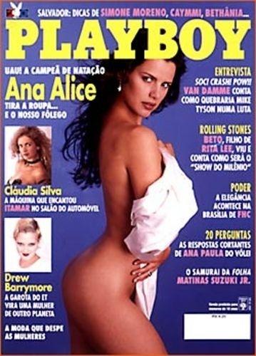 Janeiro de 1995 - Ana Alice
