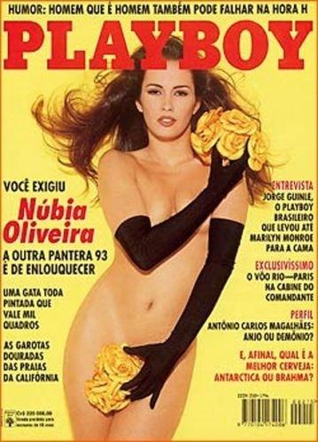 Junho de 1993 - Núbia Oliveira