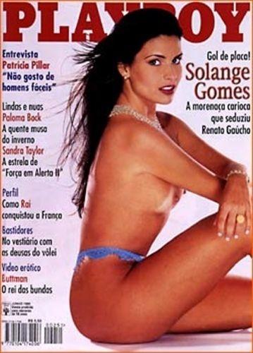 Junho de 1996 - Solange Gomes