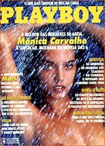 Maio de 1993 - Mônica Carvalho