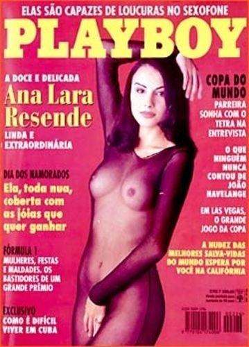 Maio de 1994 - Ana Lara Resende
