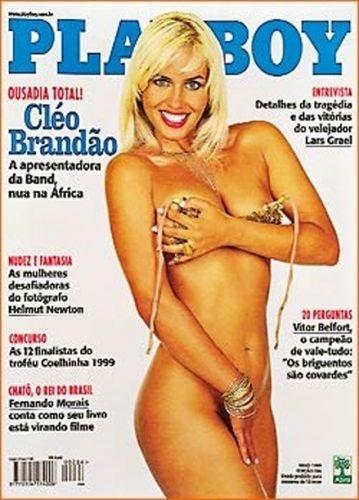 Maio de 1999 - Cléo Brandão