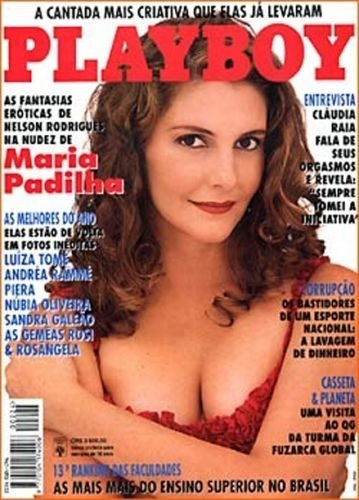 Março de 1994 - Maria Padilha