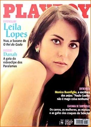 Março de 1997 - Leila Lopes