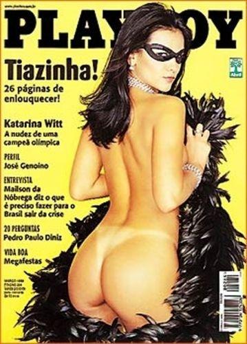 Março de 1999 - Tiazinha
