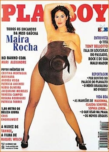 Novembro de 1995 - Maira Rocha