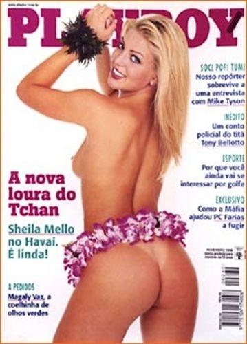 Novembro de 1998 - Sheila Mello