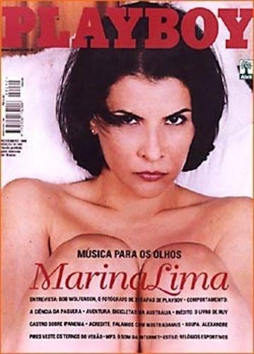 Novembro de 1999 - Marina Lima