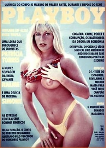 Outubro de 1991 - Patrícia Torres