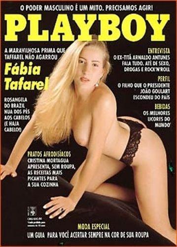 Outubro de 1993 - Fábia Tafarel
