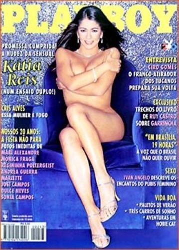 Outubro de 1995 - Kátia Reis