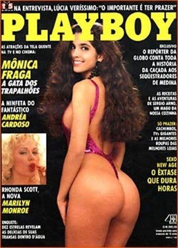 Setembro de 1990 - Mônica Fraga