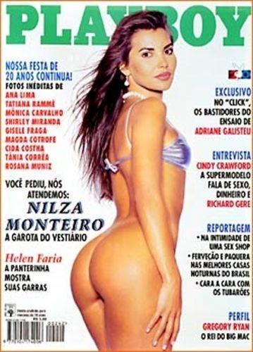 Setembro de 1995 - Nilza Monteiro