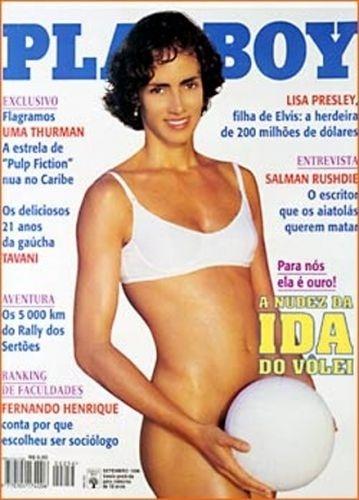 Setembro de 1996 - Ida, do vôlei