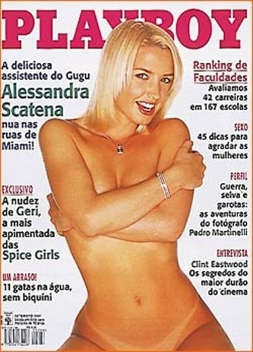 Setembro de 1997 - Alessandra Scatena