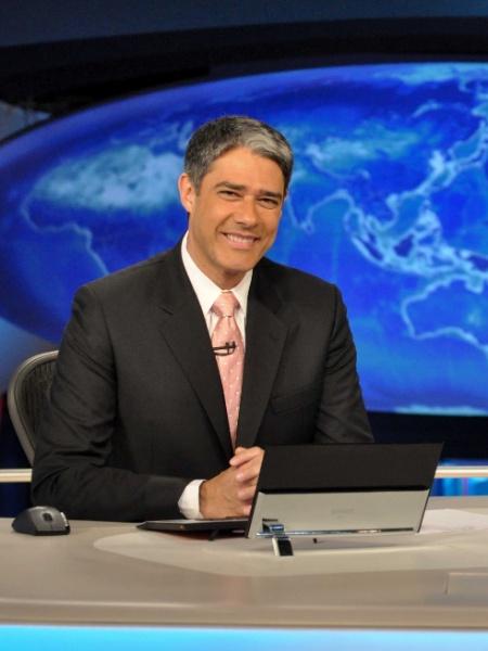 Jornal Nacional era um dos programas favoritos do avô Onório - TV Globo