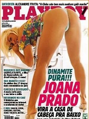 Abril de 2002 - Joana Prado, a Feiticeira
