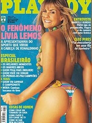 Abril de 2004 - Lívia Lemos