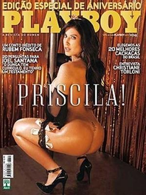Agosto de 2009 - Priscila do BBB