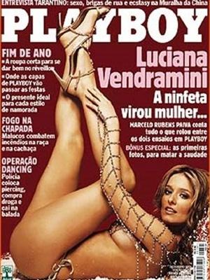 Dezembro de 2003 - Luciana Vendramini