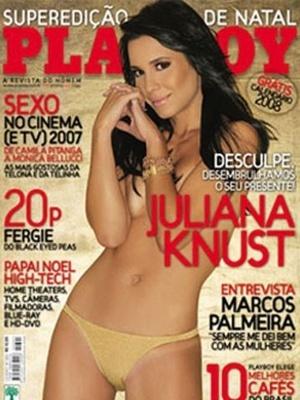 Dezembro de 2007 - Juliana Knust