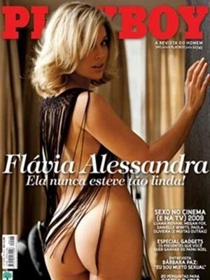 Dezembro de 2009 - Flávia Alessandra