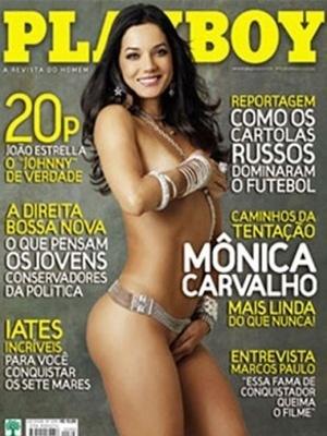 Fevereiro de 2008 - Mônica Carvalho