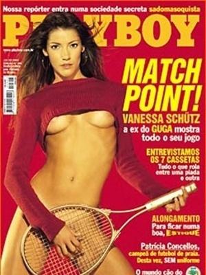 Julho de 2000 - Vanessa Schütz