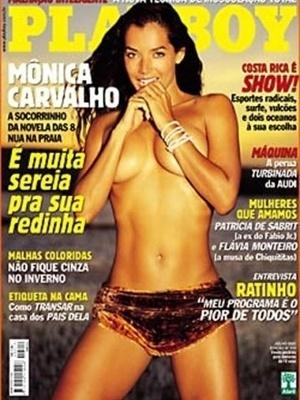 Julho de 2001 - Mônica Carvalho