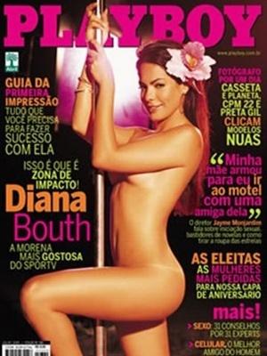 Julho de 2005 - Diana Bouth