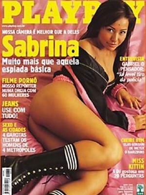 Maio de 2003 - Sabrina Sato
