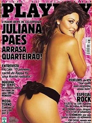 Maio de 2004 - Juliana Paes
