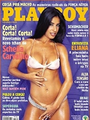Novembro de 2000 - Scheila Carvalho