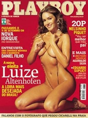 Outubro de 2006 - Luize Altenhofen