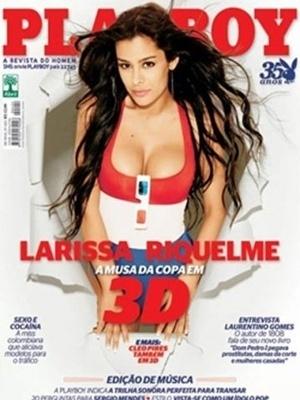 Setembro de 2010 - Larissa Riquelme
