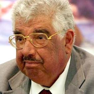 """Professor Girafales (Rubén Aguirre), do seriado """"Chaves"""""""