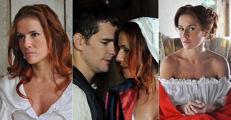 """Deborah Secco foi uma das protagonistas de """"Decamerão - A Comédia do Sexo"""". O especial foi exibido no início de 2009"""