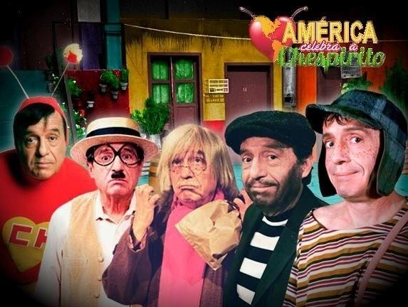 Em 1971, o programa 'Chaves' foi exibido pela primeira vez e, para comemorar os 40 anos de criação da atração, a Televisa, emissora mexicana que produziu a série, criou o projeto 'América celebra o Chespirito', com uma sequência de eventos que vão homenagear o humorístico (20/12/11).