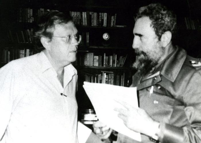 Em 1985, um dos grandes feitos da carreira do jornalista Joelmir Beting acontecia: ele conseguiu uma entrevista exclusiva com o líder cubano Fidel Castro.