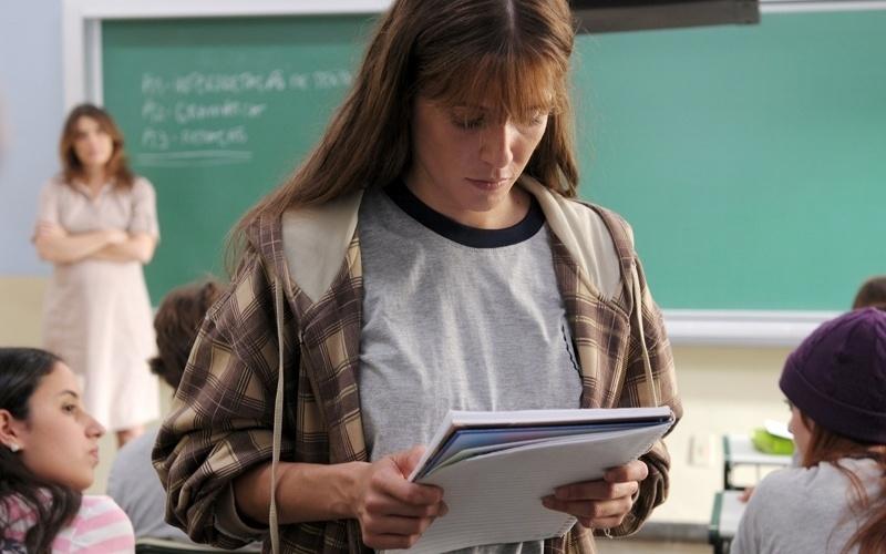 """Em 2011, Deborah Secco esteve no cinema com o filme """"Bruna Surfistinha"""", no qual intepreta a garota de programa Raquel Pacheco"""