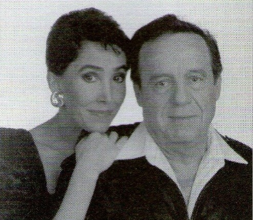 O casal Florinda Meza e Roberto Gómez Bolañoz está junto desde 1978, mas os dois se casaram apenas em 2004, em uma cerimônia seguida de uma grande festa na Cidade do México.