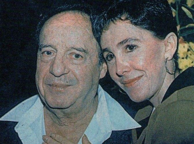 O casal Florinda Meza e Roberto Gómez Bolañoz está junto desde 1978, mas os dois se casaram apenas em 2004, em uma cerimônia seguida de uma grande festa na Cidade do México