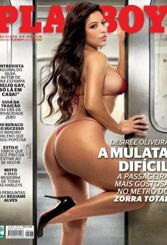 Outubro de 2011 - Desirée Oliveira, a Mulata Difícil